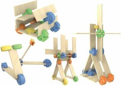 Ludus  creatieve bouwset
