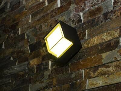 Design buiten/binnen wandverlichting