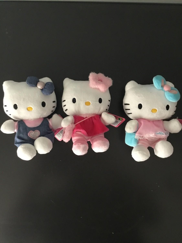 Knuffels Hello Kitty