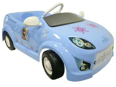 Pedaalwagen Frozen Cars