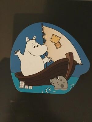 Moomin en de zee Puzzel Barbotoys