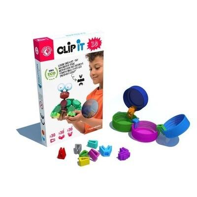 Clip-it 2d en 3d clips