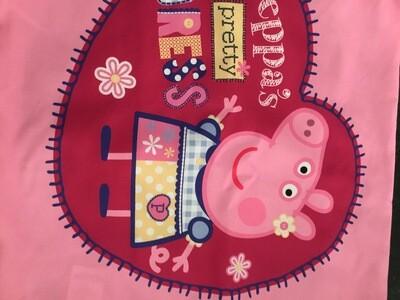 Peppa Pig kussenslopen
