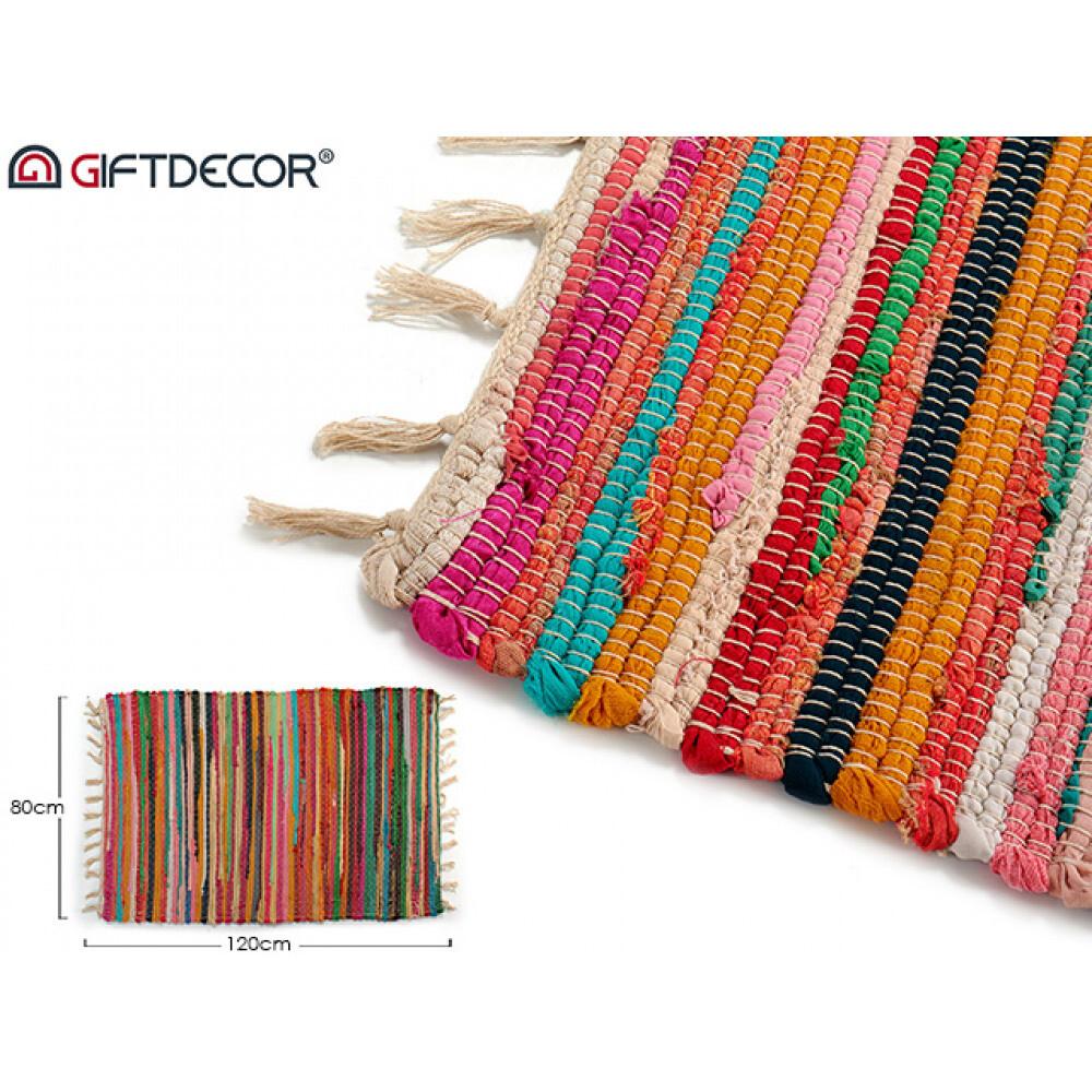 Veelkleurige Mat/Tapijt/Vloerkleed