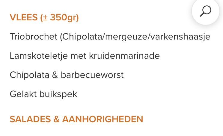 Barbecue 'Classic' 3