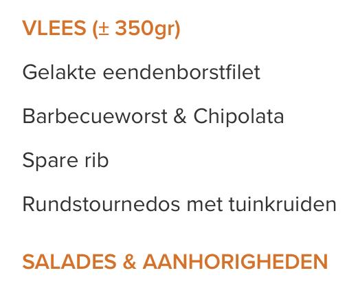Barbecue 'Classic' 8