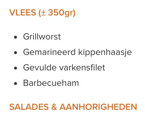 Barbecue 'Classic' 10
