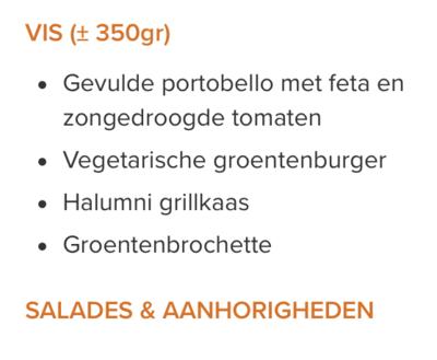 Barbecue 'Veggie' 2