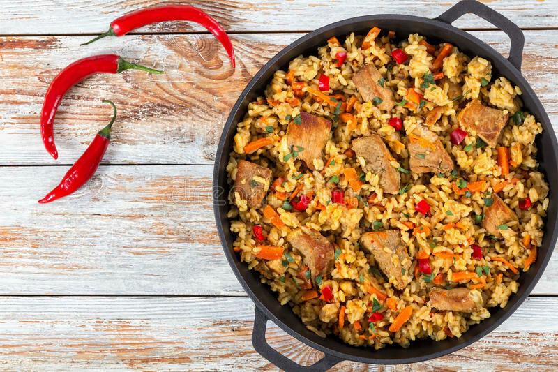 Paella 'Vlees'