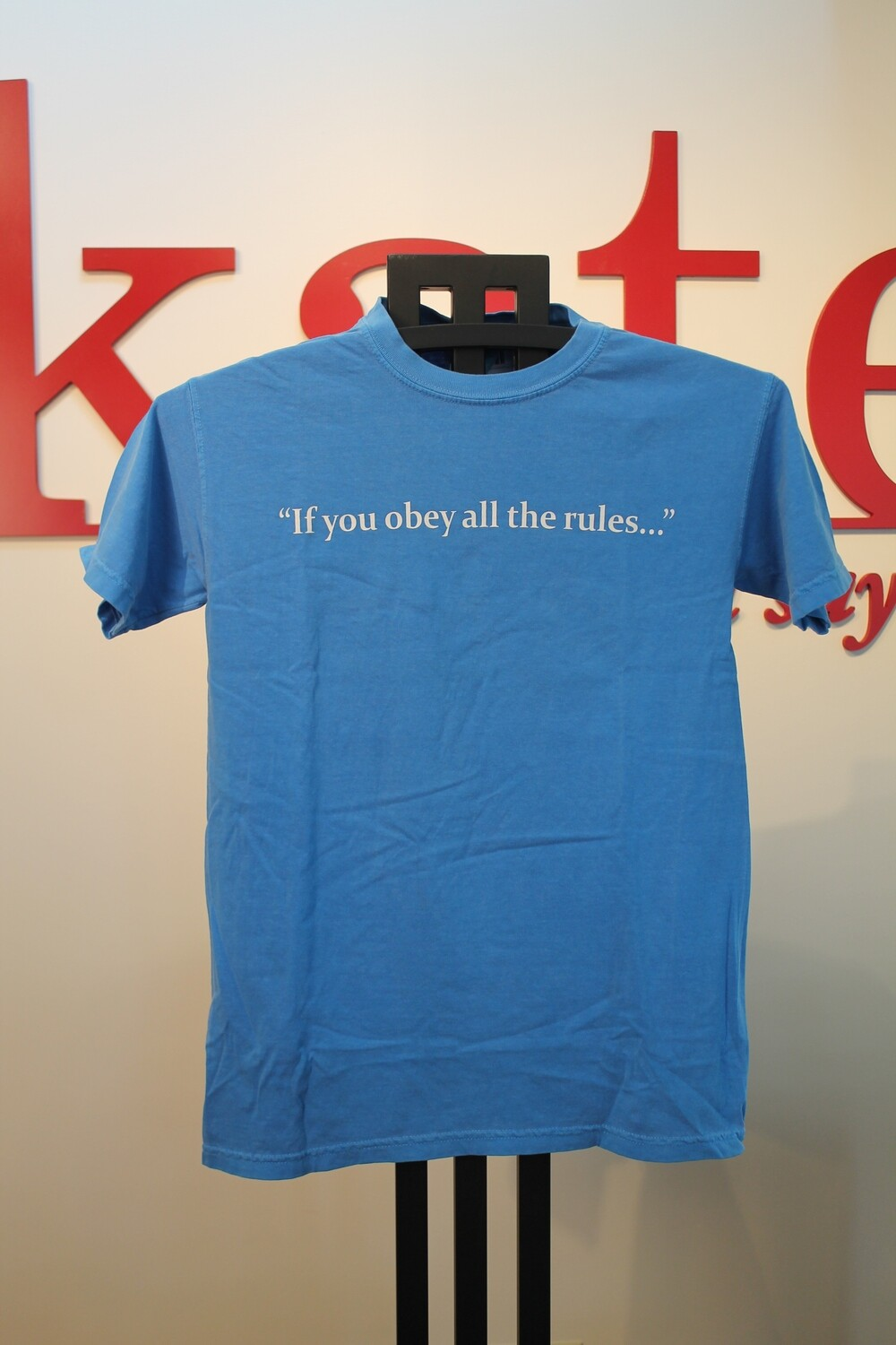 Short Sleeve Shirt - quote