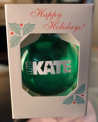 Christmas Ornament/Green
