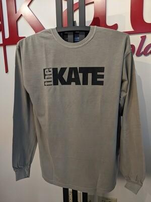 Long Sleeve Shirt - THE KATE Block