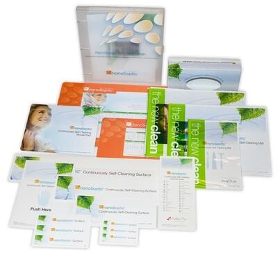 SAMPLE01 - Full Sample and Information Kit