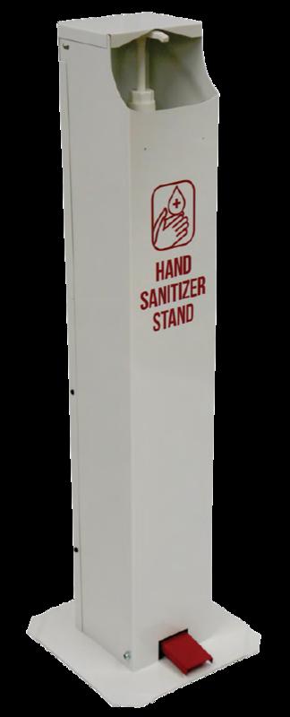 1 Gallon Touchless Floor Dispenser