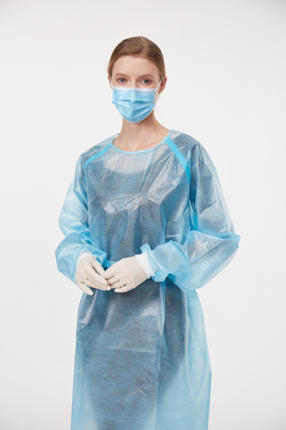 Isolation Gown AAMI Level 3 - 100 gown case