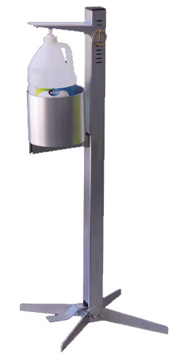No-Touch Indusrty Duty Gallon Dispenser