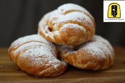 Croissant de Manjar caja por 4