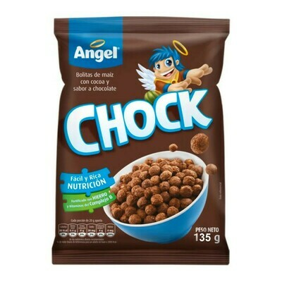 CEREAL ANGEL CHOCK X 135 GR