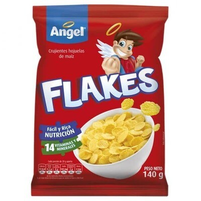 CEREAL ANGEL FLAKES X 140 GR