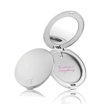 Refillable Compact - Silver