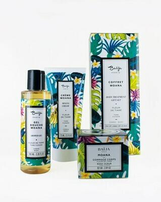 Moana gift box (shower gel, scrub & body cream)