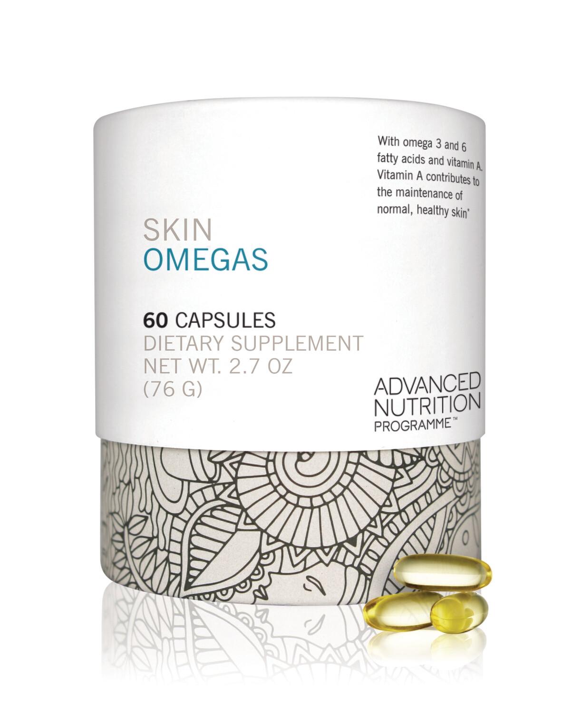 Skin Omegas+ 60 CAPS