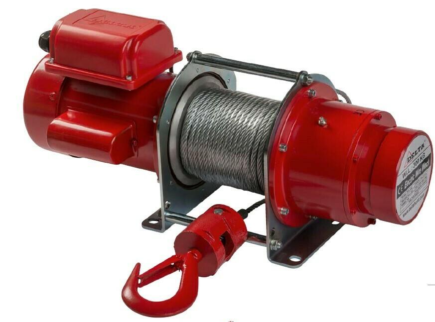 Elektrische Lier DPS - 230V