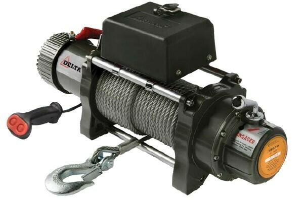 Elektrische lier DDC - 12V / 24V