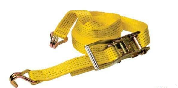 Spanband 2-delig met ratel 2.500daN