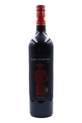 Saronsberg Provenance Seismic Rooi