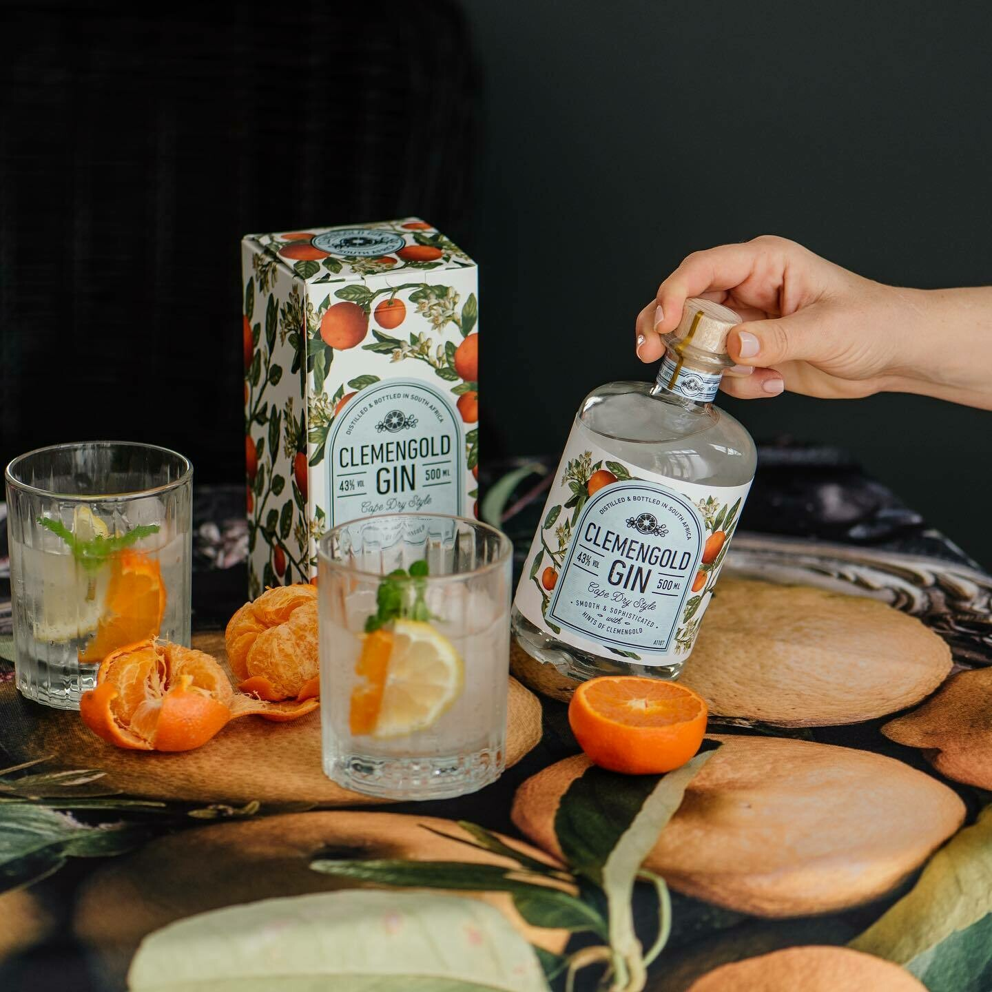 PROMO : ClemenGold Gin