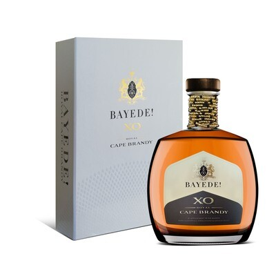 Bayede! XO Royal Cape Brandy