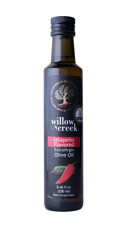 Willow Creek Galapeno Infused EVOO 250 ml