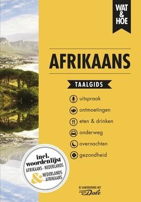 Wat & Hoe taalgids Afrikaans