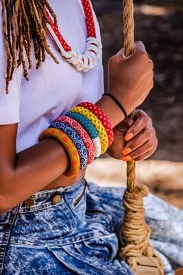 Nomi (Shweshwe design juwelen)