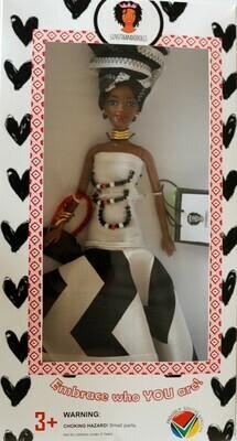 Luvuthando Black Dolls : Shikanda Starr