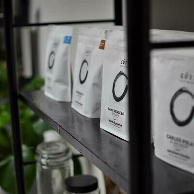 GUST : Burundi Shembati filter ground coffee 230 gr