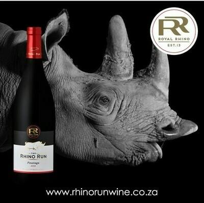 Rhino Run Organic Pinotage