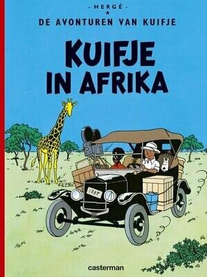 Kuifje in Afrika - Hergé