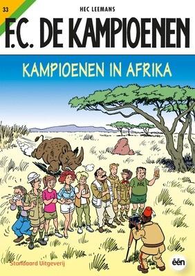 Kampioenen in Africa - Leemans