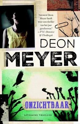 Onzichtbaar - Deon Meyer