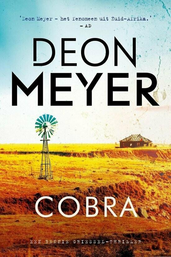 Cobra - Deon Meyer