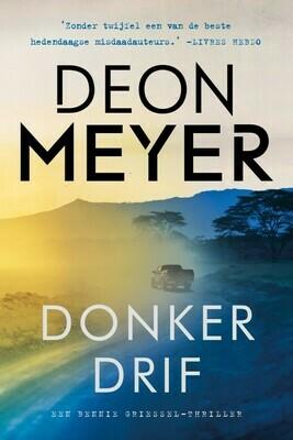 Donkerdrif - Deon Meyer