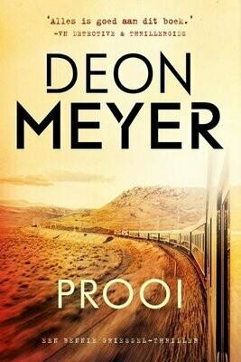 Prooi - Deon Meyer
