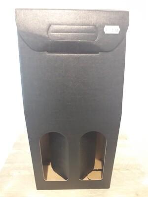Gift Box Black 2 bottles