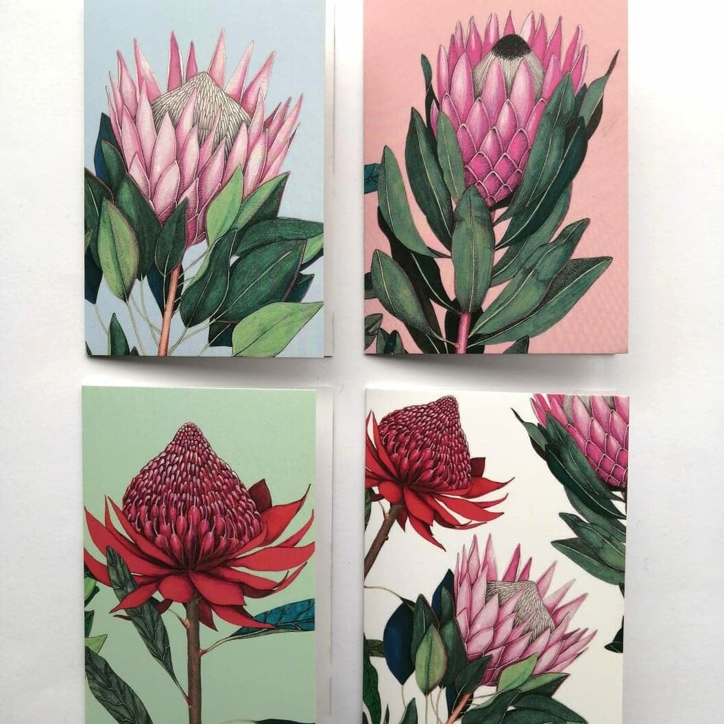 Silvan Cape Town : A6 individual cards