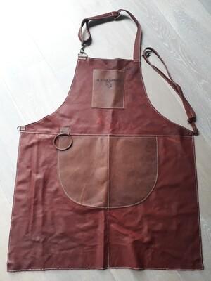 OOA : Tablier en cuir Braai/BBQ