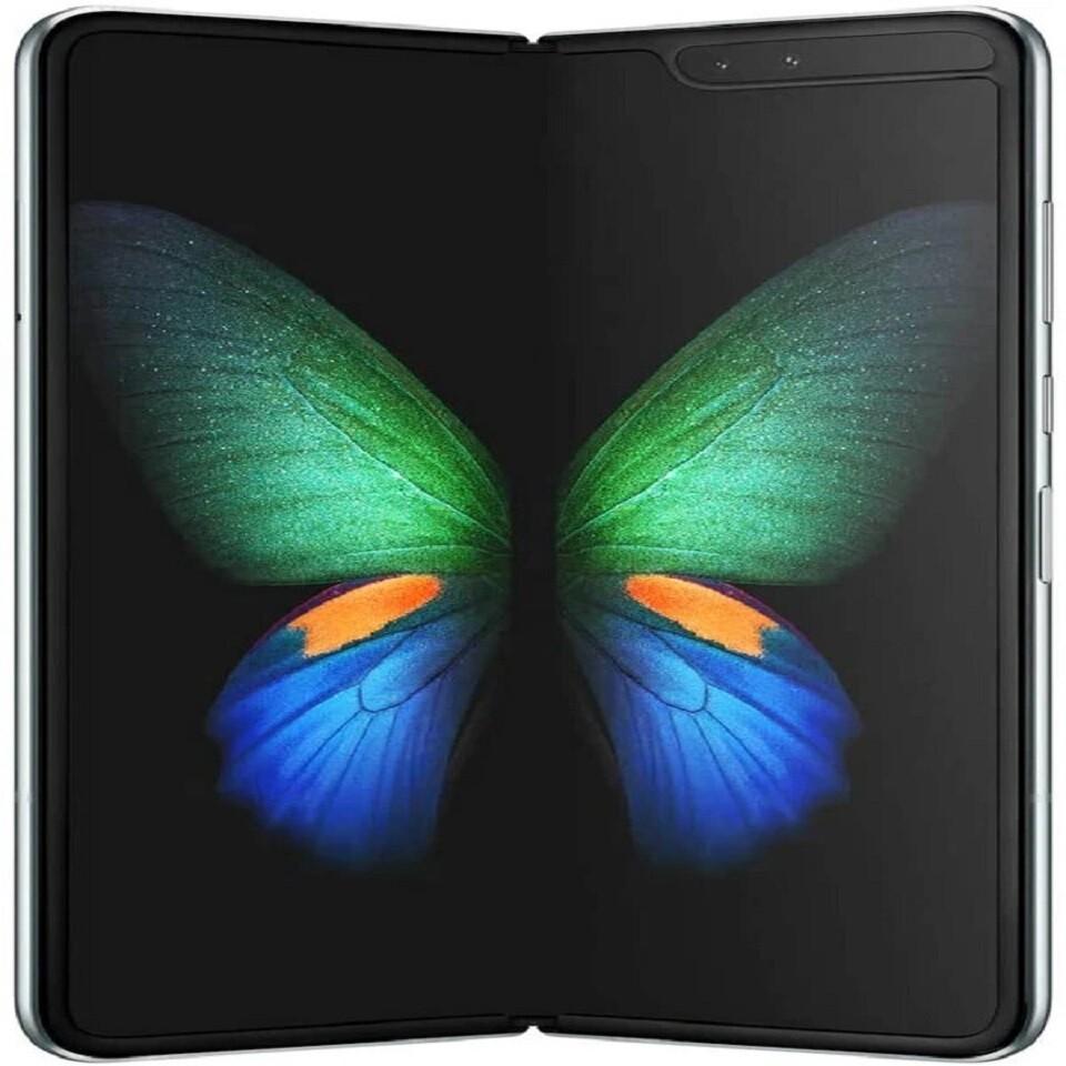 Samsung Galaxy Fold 5G, SM-F907N   512GB Unlocked (Silver)