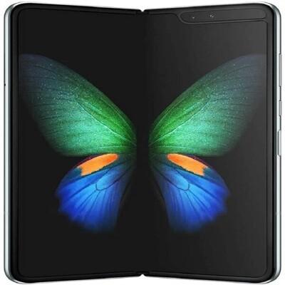 Samsung Galaxy Fold 5G, SM-F907N | 512GB Unlocked (Silver)