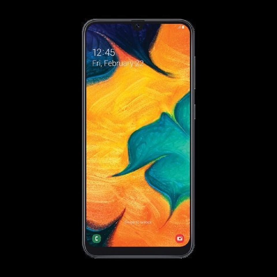 Samsung Galaxy A30, SM-A305N | 32GB Unlocked (White)